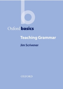 Teaching Grammar, Paperback / softback Book