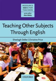 Teaching Other Subjects Through English (CLIL), Paperback / softback Book