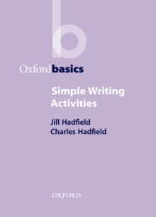 Simple Writing Activities - Oxford Basics, EPUB eBook