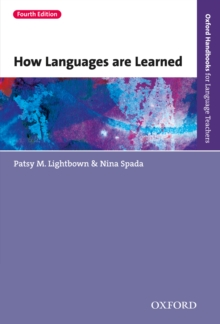 How Languages are Learned 4th edition - Oxford Handbooks for Language Teachers, EPUB eBook