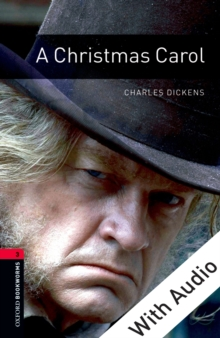 A Christmas Carol - With Audio Level 3 Oxford Bookworms Library, EPUB eBook