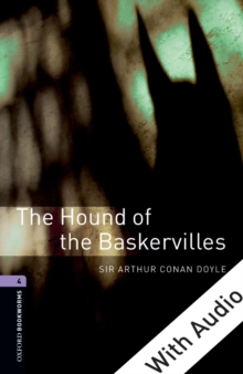 The Hound of the Baskervilles - With Audio Level 4 Oxford Bookworms Library, EPUB eBook