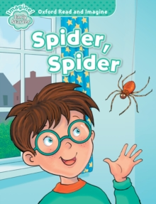Spider, Spider  (Oxford Read and Imagine Early Starter), PDF eBook