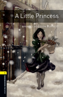 A Little Princess Level 1 Oxford Bookworms Library, EPUB eBook