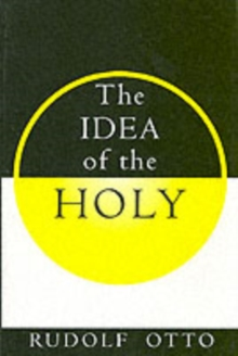 The Idea of the Holy, Paperback / softback Book