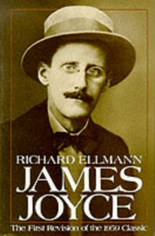 James Joyce, Paperback Book