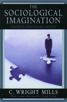 The Sociological Imagination, Paperback / softback Book