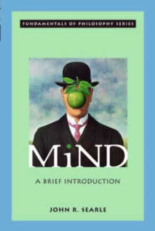 Mind : A Brief Introduction, Paperback / softback Book