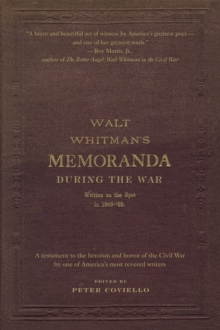 Memoranda During the War, PDF eBook