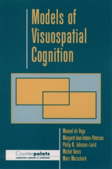 Models of Visuospatial Cognition, PDF eBook