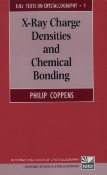 X-Ray Charge Densities and Chemical Bonding, PDF eBook