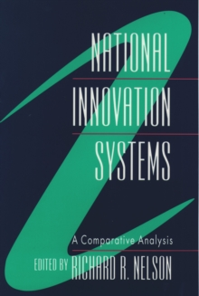National Innovation Systems : A Comparative Analysis, PDF eBook
