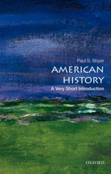 American History: A Very Short Introduction, Paperback Book