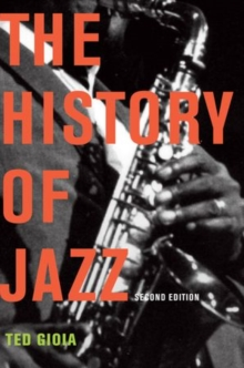 The History of Jazz, Paperback Book