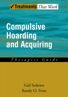 Compulsive Hoarding and Acquiring, PDF eBook