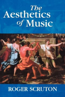 The Aesthetics of Music, Paperback / softback Book