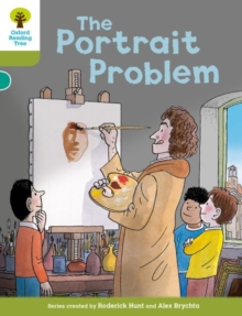Oxford Reading Tree Biff, Chip and Kipper Stories Decode and Develop: Level 7: The Portrait Problem, Paperback / softback Book