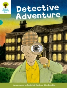Oxford Reading Tree Biff, Chip and Kipper Stories Decode and Develop: Level 7: The Detective Adventure, Paperback Book