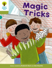 Oxford Reading Tree Biff, Chip and Kipper Stories Decode and Develop: Level 7: Magic Tricks, Paperback / softback Book