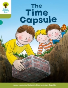 Oxford Reading Tree Biff, Chip and Kipper Stories Decode and Develop: Level 7: The Time Capsule, Paperback / softback Book