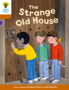 Oxford Reading Tree Biff, Chip and Kipper Stories Decode and Develop: Level 8: The Strange Old House, Paperback / softback Book