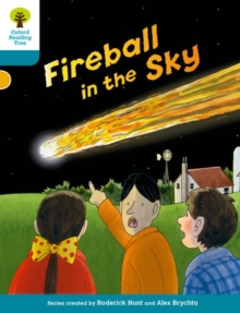 Oxford Reading Tree Biff, Chip and Kipper Stories Decode and Develop: Level 9: Fireball in the Sky, Paperback / softback Book