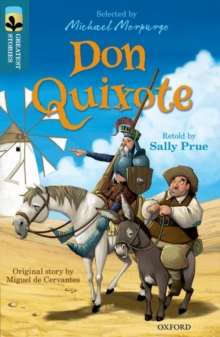 Oxford Reading Tree TreeTops Greatest Stories: Oxford Level 19: Don Quixote, Paperback / softback Book