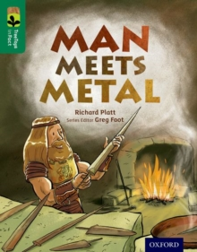 Oxford Reading Tree Treetops Infact: Level 12: Man Meets Metal, Paperback Book