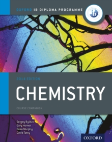 Oxford IB Diploma Programme: Chemistry Course Companion, PDF eBook