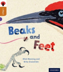 Oxford Reading Tree inFact: Level 8: Beaks and Feet, Paperback / softback Book