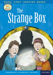 Read with Biff, Chip and Kipper Time Chronicles: First Chapter Books: The Strange Box, EPUB eBook