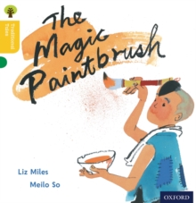 Oxford Reading Tree Traditional Tales: Level 5: The Magic Paintbrush, Paperback / softback Book