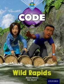 Project X Code: Jungle Wild Rapids, Paperback / softback Book