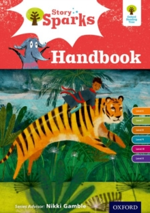 Oxford Reading Tree Story Sparks: Oxford Levels 6-11: Handbook, Paperback / softback Book