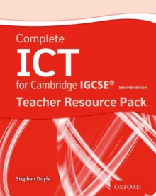 Complete ICT for Cambridge IGCSE Teacher Pack, Mixed media product Book