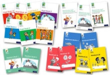 Nelson Spelling Super Easy Buy Pack (Reception-Year6/P1-7), 00 Book