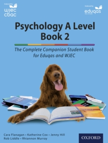 Psychology A Level Book 2: The Complete Companion Student Book for Eduqas and WJEC, PDF eBook