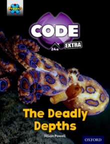 Project X CODE Extra: Green Book Band, Oxford Level 5: Shark Dive: The Deadly Depths, Paperback Book