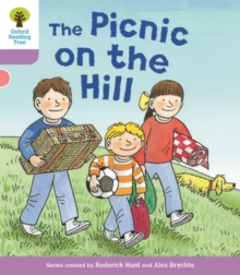 Oxford Reading Tree Biff, Chip and Kipper Stories Decode and Develop: Level 1+: The Picnic on the Hill, Paperback / softback Book