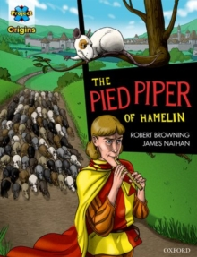 Project X Origins Graphic Texts: Dark Red Book Band, Oxford Level 17: The Pied Piper of Hamelin, Paperback / softback Book