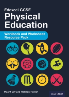 Edexcel GCSE Physical Education: Workbook and Worksheet Resource Pack, Paperback Book