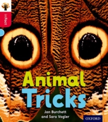 Oxford Reading Tree inFact: Oxford Level 4: Animal Tricks, Paperback / softback Book
