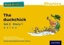 Read Write Inc. Phonics: Yellow Set 5 Storybook 1 The Duckchick, Paperback / softback Book