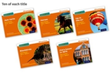 Read Write Inc. Phonics: Orange Set 4 Non-fiction Pack of 50, Multiple copy pack Book
