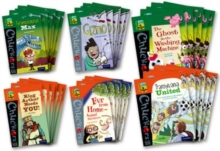Oxford Reading Tree TreeTops Chucklers: Oxford Levels 12-13: Pack of 36, Multiple copy pack Book