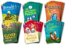 Oxford Reading Tree All Stars: Oxford Level 11: Pack 3 (Pack of 6), Multiple copy pack Book