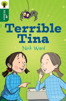 Oxford Reading Tree All Stars: Oxford Level 12        : Terrible Tina, Paperback Book