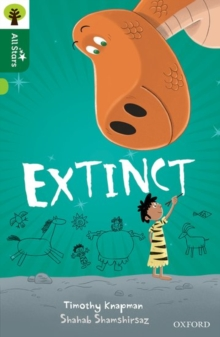 Oxford Reading Tree All Stars: Oxford Level 12        : Extinct, Paperback / softback Book