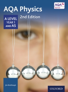 AQA Physics: A Level Year 1 and AS, PDF eBook