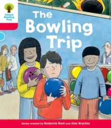 Oxford Reading Tree: Decode and Develop More A Level 4 : The Bowling Trip, Paperback / softback Book